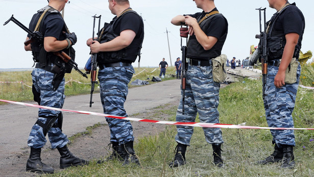 Prorosyjscy separatyści zostali odcięci od dostaw broni - informuje ukraińska armia EPA/ROBERT GHEMENT/PAP