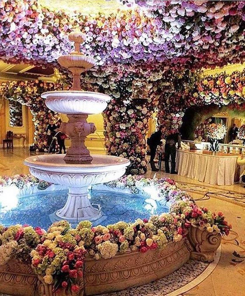 Oto najbogatsze wesela tego roku