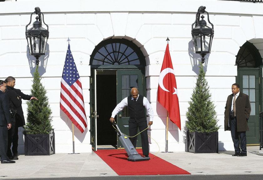 Prezydent USA to nie tylko potężna władza
