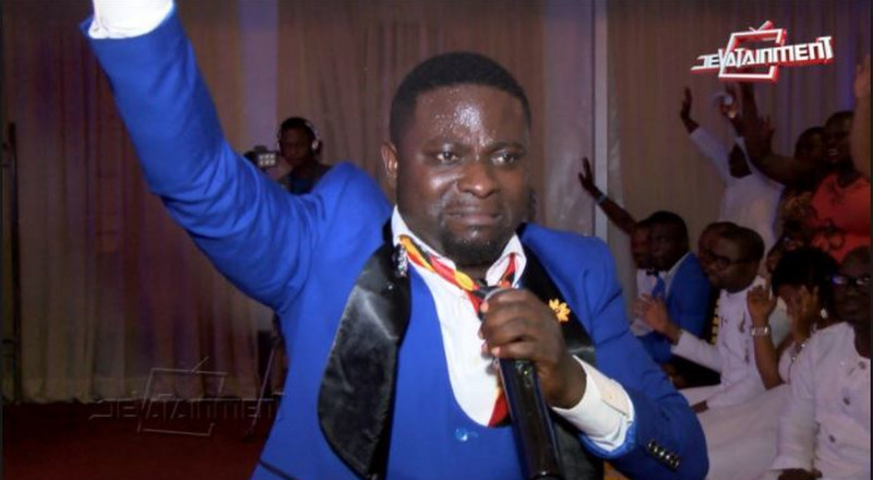 Let's hit the nightclubs - Brother Sammy charges fellow gospel musicians