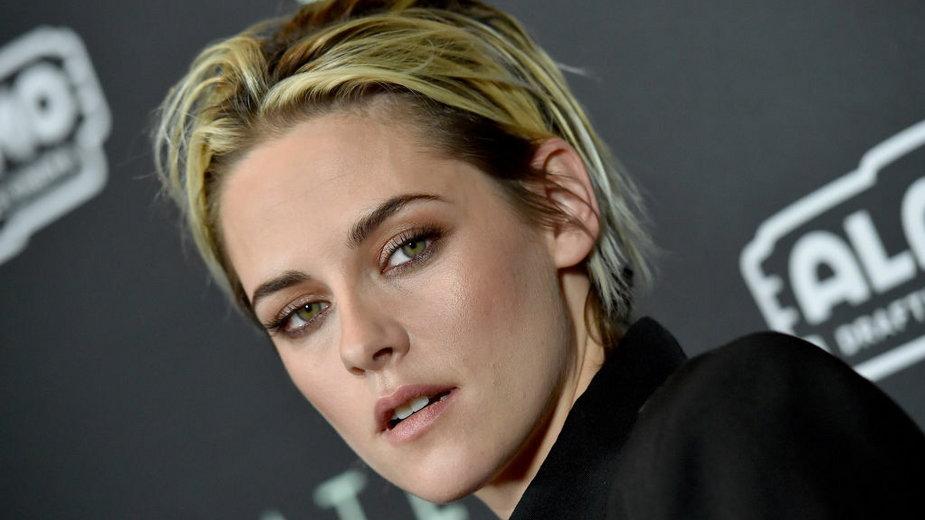 """Kristen Stewart, amerykańska aktorka znana m. in. z serii """"Zmierzch"""""""