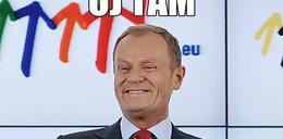 Tak internet śmieje się z Tuska