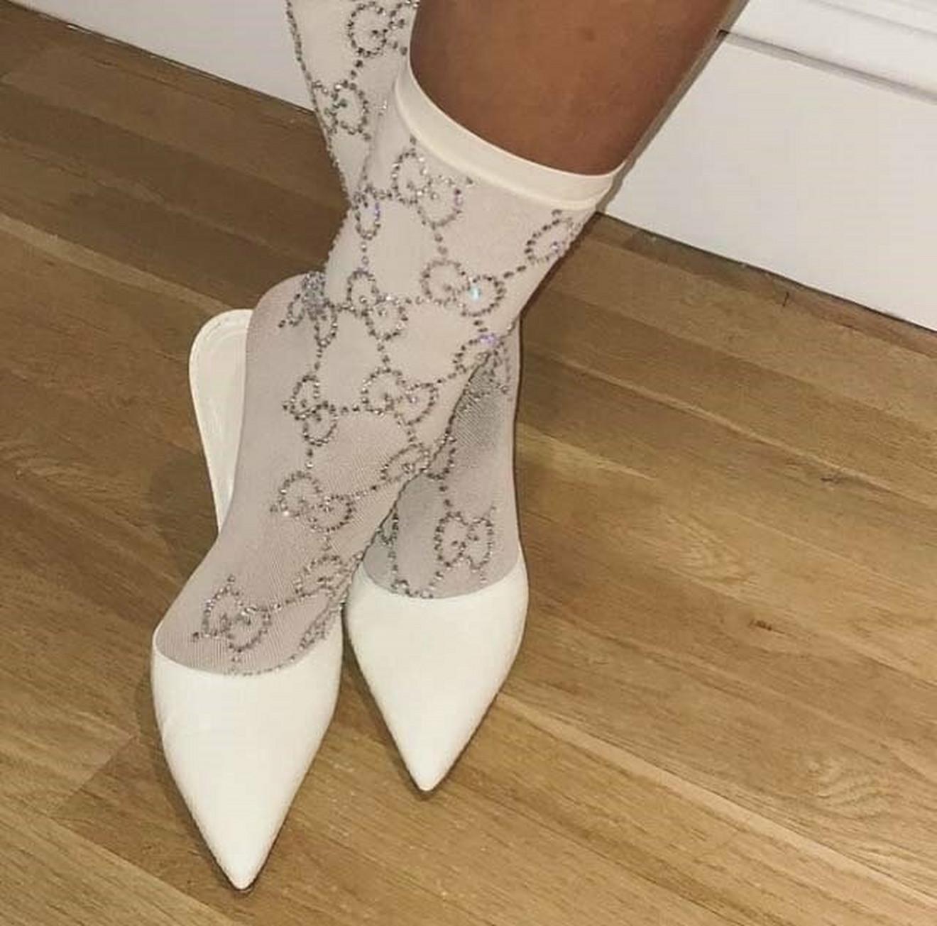 Upadljive čarape