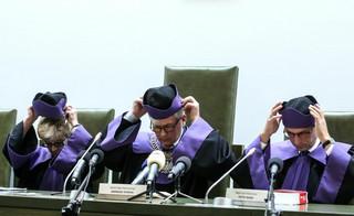 Trybunał PiS-u zalegalizowany