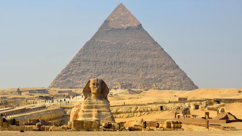 Wielka Piramida w Gizie