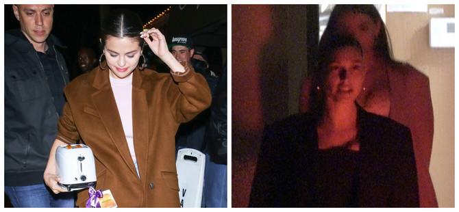 Selena Gomez i Hejli Boldvin