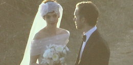 Słynna aktorka wzięła ślub. Zobacz jej suknię ślubną