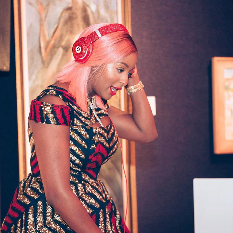 DJ Cuppy celebrated her birthday on Monday, November 11, 2019, and the gifts didn't just come in millions but billions. [Instagram/CuppyMusic]