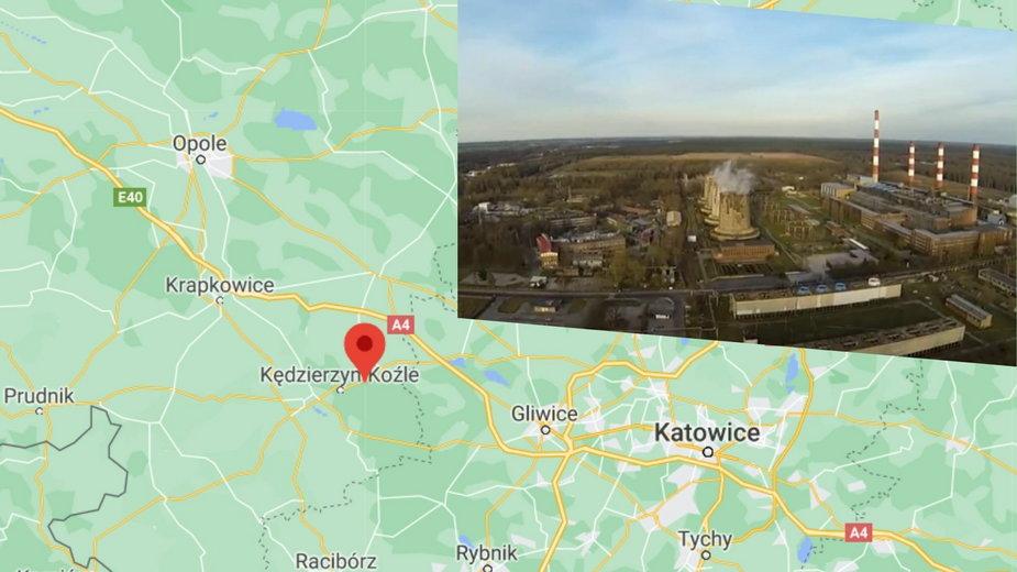 Blachownia Śląska: Wybuch reaktora chemicznego, jedna osoba ranna