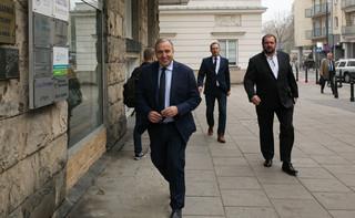 Schetyna: Nadzór nad spółkami Skarbu Państwa wraca na Nowogrodzką