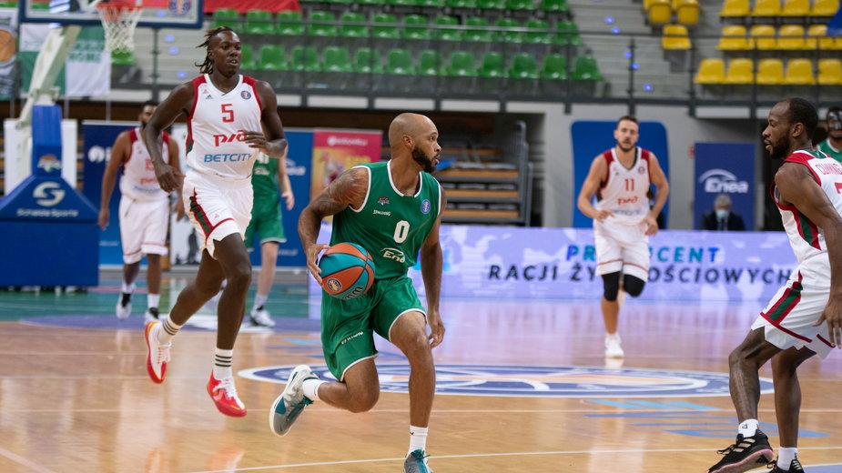Mecz Zastal Enea BC Zielona Góra - Lokomotiw Kubań Krasnodar
