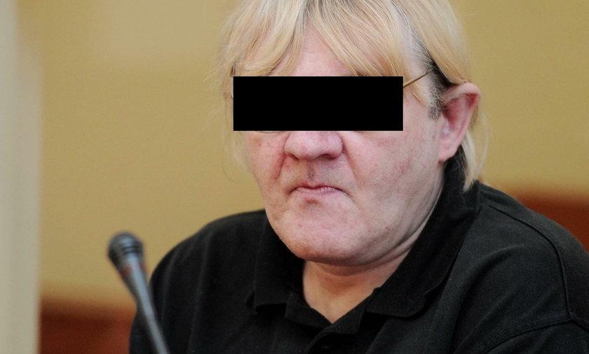 """""""Szatan z Piotrkowa"""" opuścił Gostynin. Bestia ponownie wróciła do więzienia"""