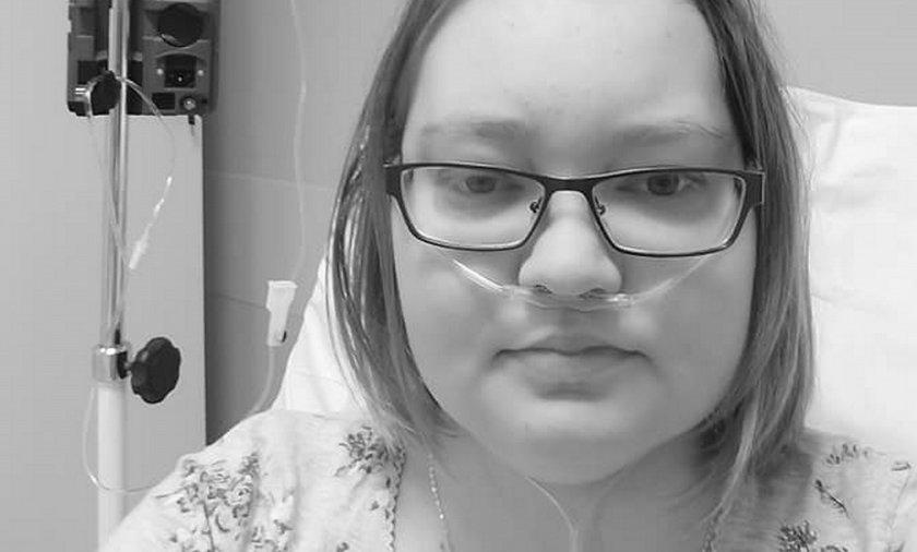 Nie żyje 22-letnia Marta Konkol. Kilka dni temu przeszczepiono jej płuca