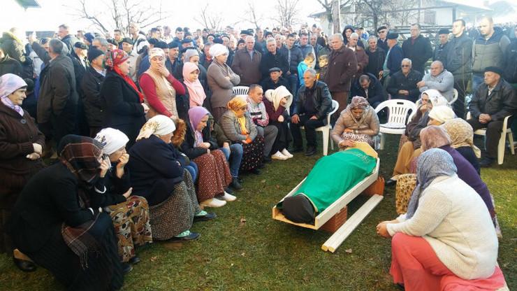 gracanica sahrana