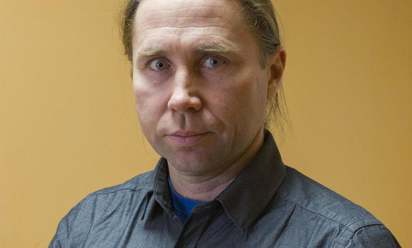Prawnik Adami Lisowski z MOPR