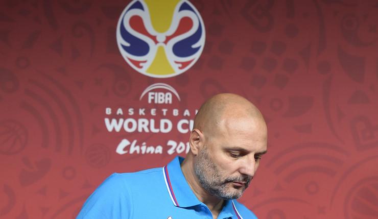 Aleksandar Đorđević nakon utakmice protiv Češke