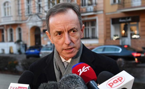 Mam wrażenie, że marszałek Senatu Tomasz Grodzki (KO) zaczyna mocno szkodzić opozycji - powiedział w poniedziałek wicerzecznik PiS Radosław Fogiel, komentując doniesienia ws. rzekomego przyjmowania łapówek przez marszałka Senatu.