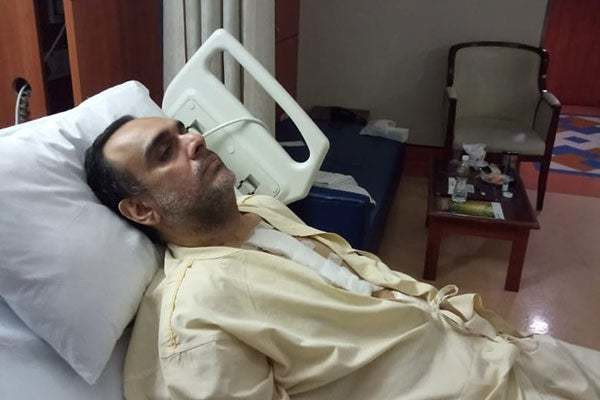 Ali Punjani after undergoing surgery in India. Suspected drug lord Ali Punjani funded 2 presidential campaigns, 10 governors, dozens of MPs and a number of MCAs