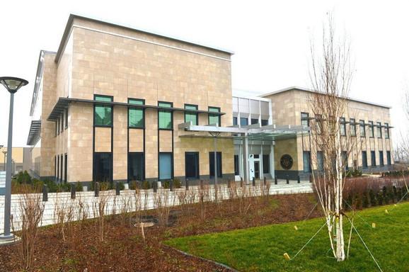 Izgradnja počela u februaru 2010. godine