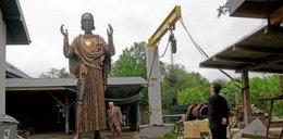 Pomnik Chrystusa zostanie w Krakowie