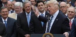 Zaskakująca decyzja Trumpa. Waszyngton w szoku
