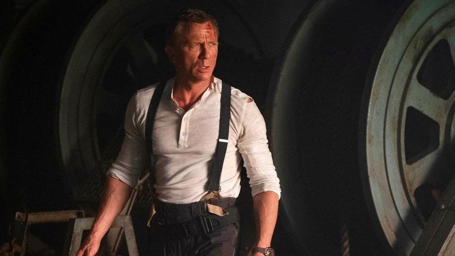 """Daniel Craig jako James Bond w """"Nie czas umierać"""""""