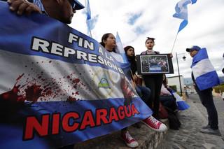 Nikaragua: Wojsko w centrach handlowych w obronie dyktatury