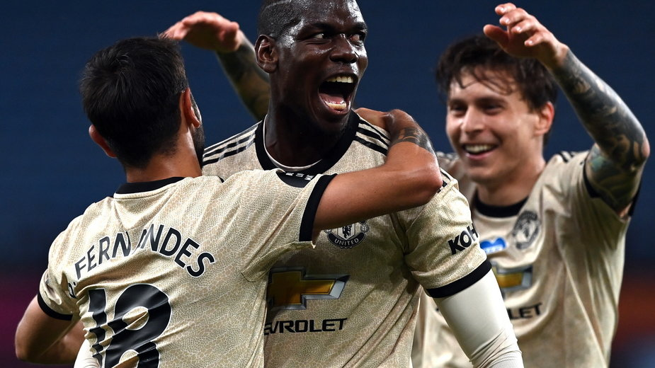 Aston Villa - Manchester United