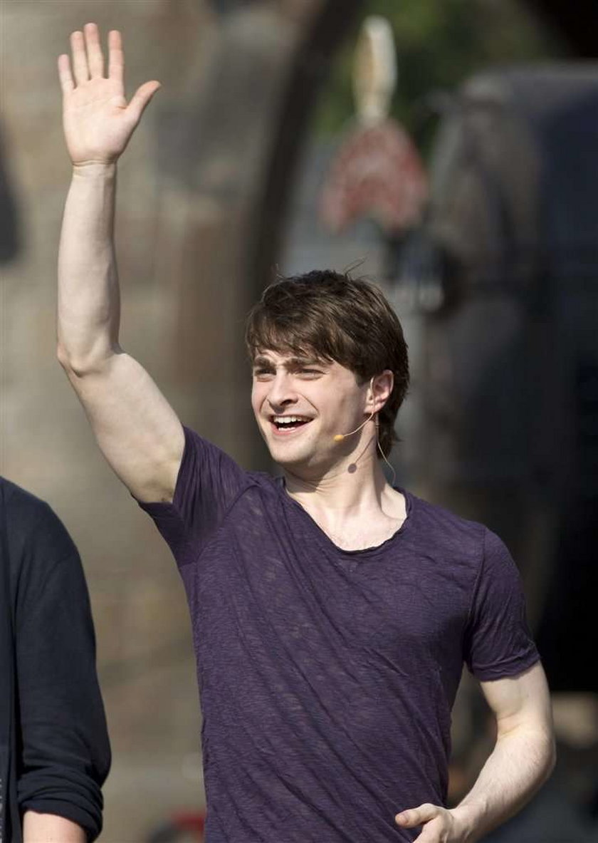 Harry Potter i czara wódy