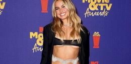 Gwiazda przyszła na rozdanie nagród MTV niemal topless