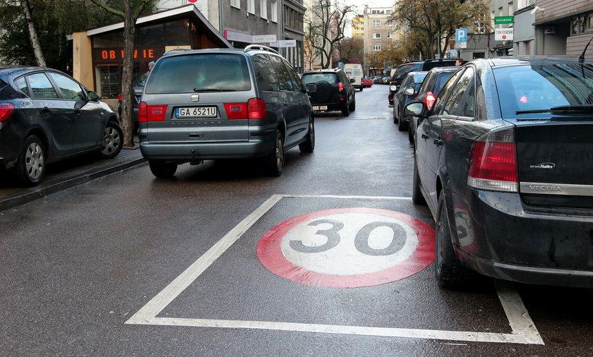 Zmiany w Gdyni! Powiększyła się strefa 30