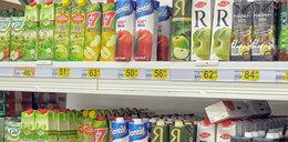 Jak rozpoznać prawdziwy sok? Nie kupuj chemii