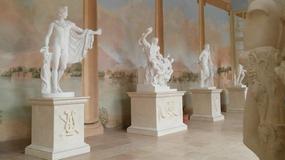 Królewska Galeria Rzeźby w Starej Pomarańczarni Łazienek w Warszawie - otwarta
