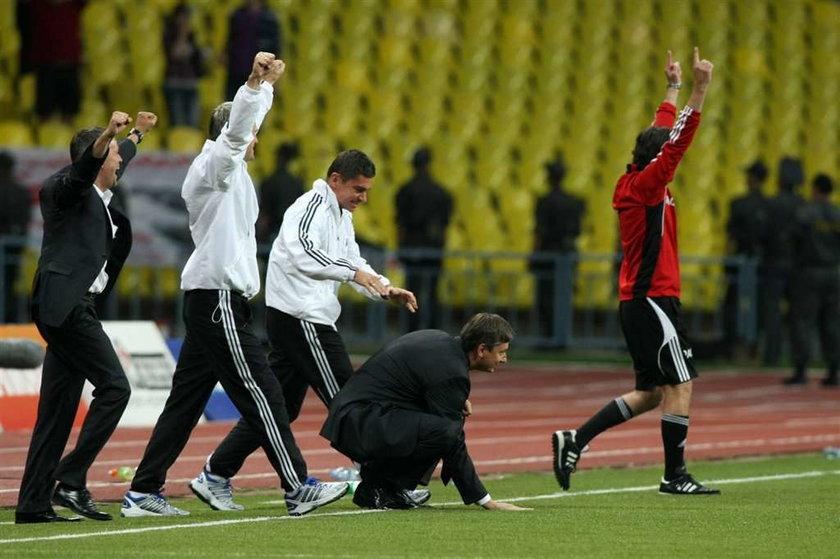 Trener Spartaka wściekł się! Skorża dostał brawa