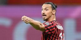 Koronawirus w AC Milan. Wśród zakażonych Zlatan Ibrahimović