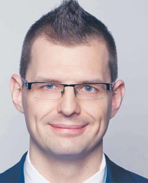 Mikołaj Lech rzecznik patentowy i autor bloga ZnakiTowarowe-blog.pl