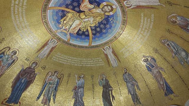 Mozaik u kupoli