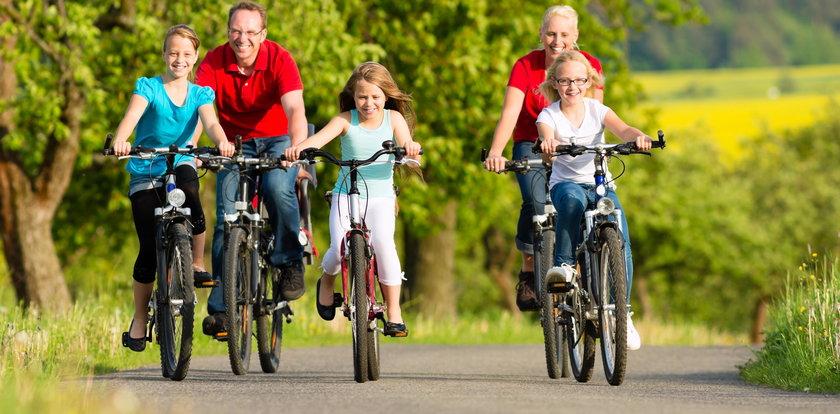 5 tras idealnych na rowerową wycieczkę jesienią