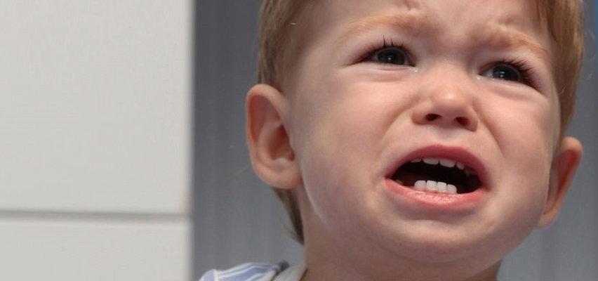 O włos od tragedii! 2-letni chłopczyk wypadł z okna na drugim piętrze