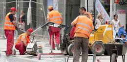 Remontują tylko centrum Katowic