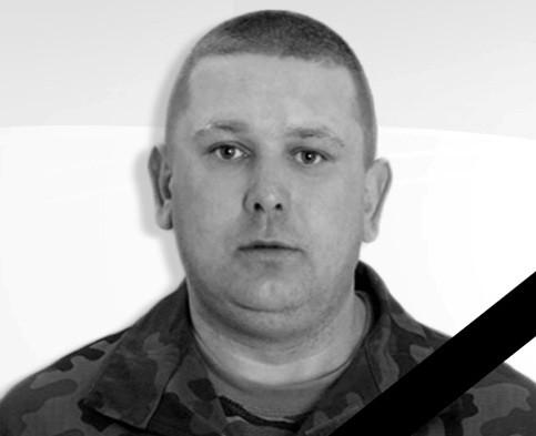 Na zdjęciu archiwalnym plut. Rafał Celebudzki