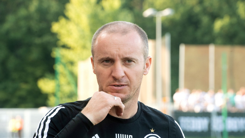 Aleksandar Vuković, trener Legii Warszawa