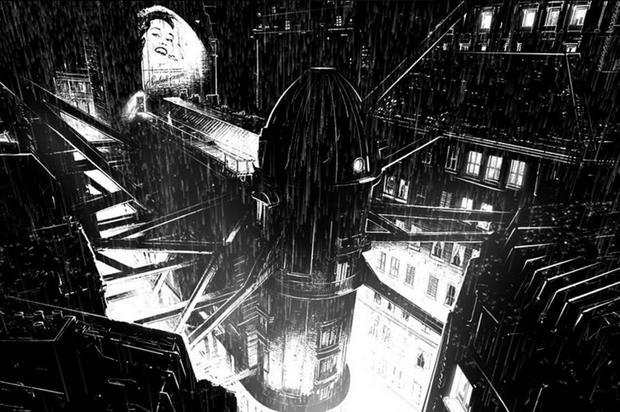 Paris 2054: Renaissance - kadr z filmu