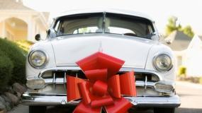 Motoryzacyjny prezent pod choinkę