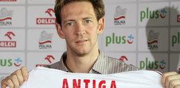 Antiga: Z zawodnikami będę rozmawiał po polsku