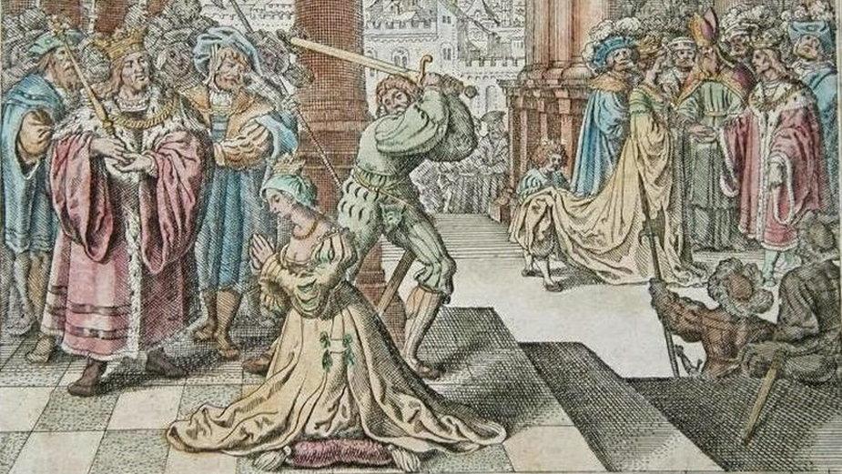 Egzekucja Anny Boleyn