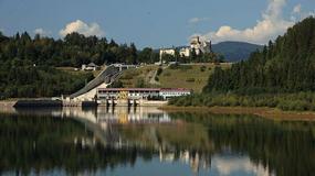 Elektrownia wodna na Dunajcu w Niedzicy udostępniona do zwiedzania