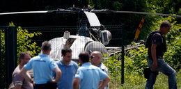 Groźny morderca uciekł z więzienia helikopterem. Szokujący film