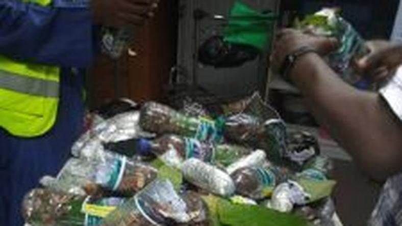 NDLEA nabs Cyprus bound student with 13.55 kg of Cannabis [ARTICLE]