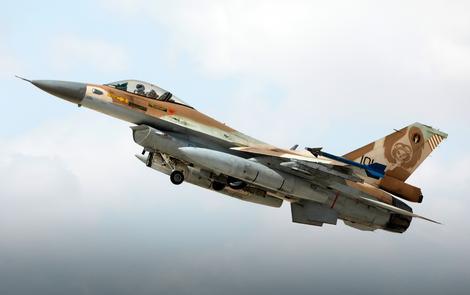 Izraelski avion F-16